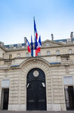 Frontage of the deposits and Consignments Fund in Paris Royalty Free Stock Photo