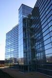 Frontage di vetro Immagini Stock