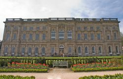 Frontage of an Eighteenth Century Stately home Royalty Free Stock Photography