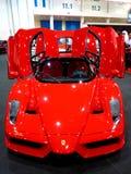 Frontal de Ferrari Enzo Photo libre de droits