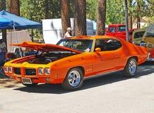 Frontal de gto de Pontiac Photo libre de droits
