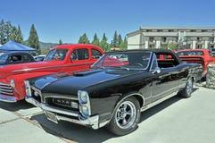 Frontal de gto de Pontiac Image stock