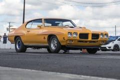 Frontal de gto de Pontiac photos libres de droits