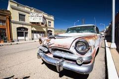 Frontal de véhicule classique photo libre de droits