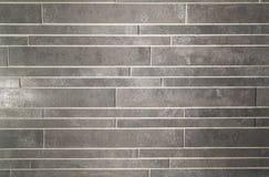 Frontal gris de las tejas de la cocina grande fotos de archivo