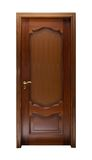 Old-fashioned door Royalty Free Stock Images