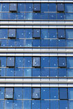 Curtain Wall Pattern Royalty Free Stock Photography