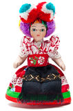 Frontal view of Matyo doll Stock Photo