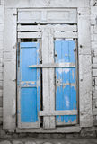 Frontdoor décadent. photographie stock libre de droits
