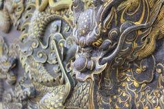 Fronte dei tanti statua di Buddha Fotografia Stock Libera da Diritti