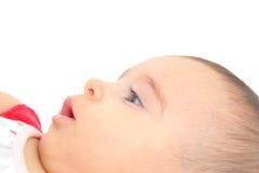 Fronte del bambino Fotografie Stock