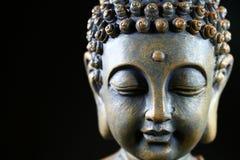Fronte del Buddha Fotografia Stock