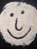 Fronte del riso immagini stock libere da diritti
