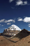Fronte del sud del Monte Kailash sacro immagini stock