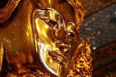 Fronte dell'immagine del Buddha fotografie stock