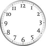 Fronte dell'orologio Fotografia Stock Libera da Diritti