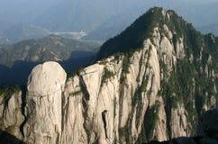 Fronte della montagna Immagine Stock Libera da Diritti