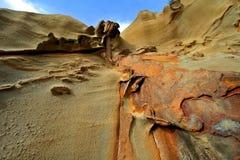 Fronte della roccia Immagini Stock Libere da Diritti