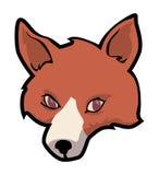 Fronte di Fox royalty illustrazione gratis