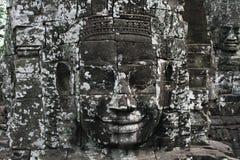 Fronte di Jayavarman Fotografia Stock