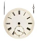 Fronte di orologio Immagine Stock
