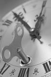 Fronte di orologio. Fotografie Stock