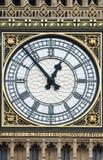 Fronte di orologio del grande ben Fotografia Stock Libera da Diritti