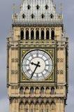 Fronte di orologio del grande Ben fotografie stock libere da diritti