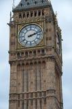 Fronte di orologio di Big Ben, Londra fotografia stock libera da diritti