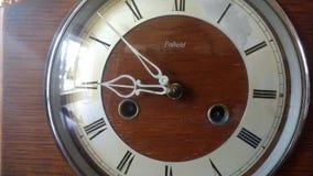 Fronte di orologio Enfield elegante Immagine Stock