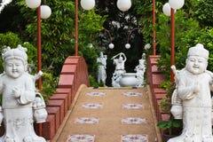 Fronte di scultura di marmo del bambino Fotografia Stock Libera da Diritti