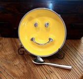 Fronte di smiley Fotografie Stock Libere da Diritti