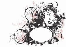 Fronte Grungy illustrazione vettoriale