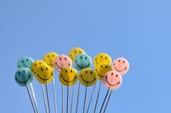 Fronte sorridente Fotografia Stock Libera da Diritti