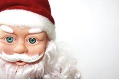 Fronte sorridente della Santa Fotografia Stock