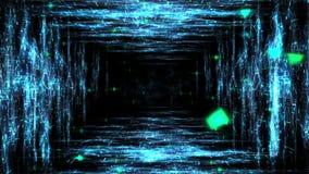 Fronteira de Digitas vídeos de arquivo