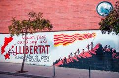Fronteiras, nacionalismo, unicidade e unidade fotografia de stock