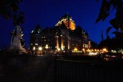 Frontenac大别墅-魁北克市- 06 免版税图库摄影