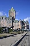 frontenac замка Стоковая Фотография RF