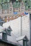 frontenac замка Стоковые Фото