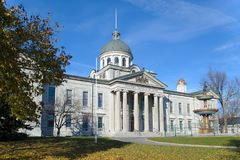 Frontenac County Court House Royalty Free Stock Image