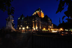Frontenac górska chata 06 - Quebec miasto - Fotografia Royalty Free