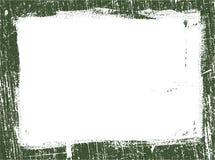 Frontera 12 de Grunged stock de ilustración