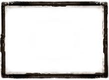 Frontera antigua de la foto Foto de archivo libre de regalías