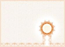 Frontera clásica Imagen de archivo