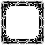 Frontera céltica Imágenes de archivo libres de regalías