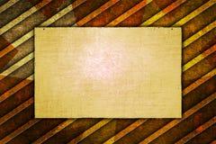 Frontera de Digital Grunge Imagen de archivo libre de regalías