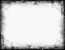 Frontera de Grunge Imágenes de archivo libres de regalías