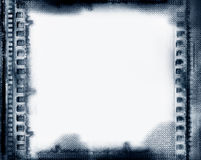 Frontera de Grunge Fotografía de archivo libre de regalías