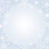 Frontera de la Navidad ilustración del vector